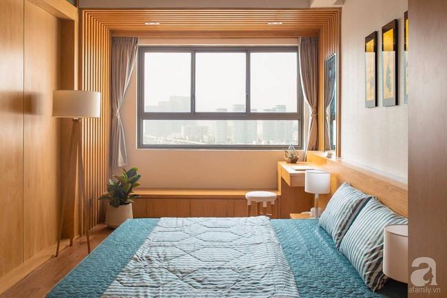 Cuộc sống vừa đủ của gia đình từ bỏ ngôi nhà rộng 200m² để chuyển đến căn hộ 70m² ngập tràn ánh sáng ở Sài Gòn - Ảnh 12.