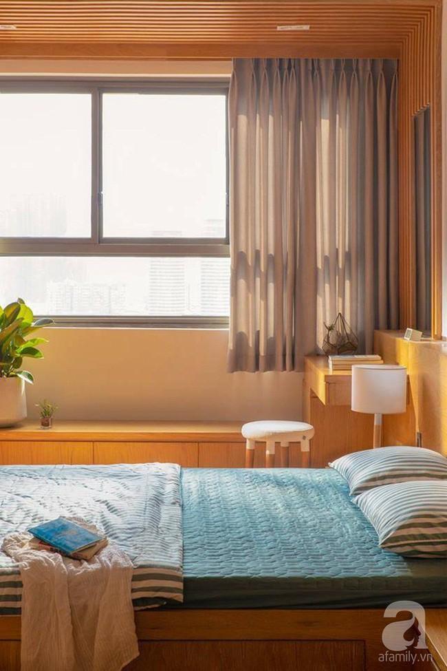 Cuộc sống vừa đủ của gia đình từ bỏ ngôi nhà rộng 200m² để chuyển đến căn hộ 70m² ngập tràn ánh sáng ở Sài Gòn - Ảnh 10.