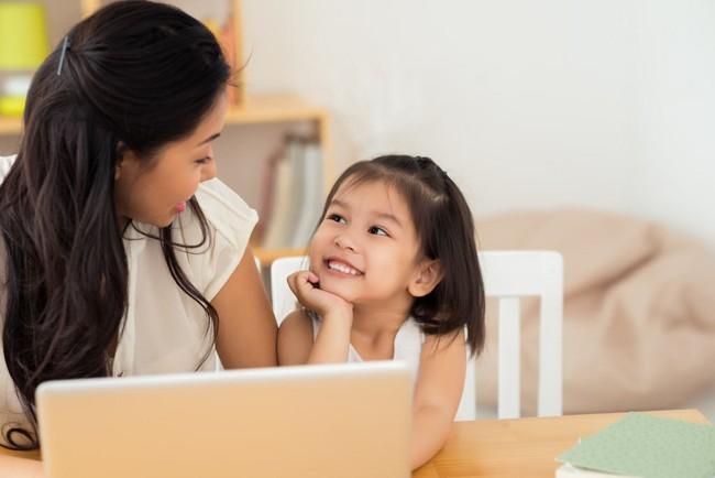 Hiến kế để giúp lời nói của mẹ trở nên có trọng lượng và con biết lắng nghe, ngoan ngoãn hơn - Ảnh 3.