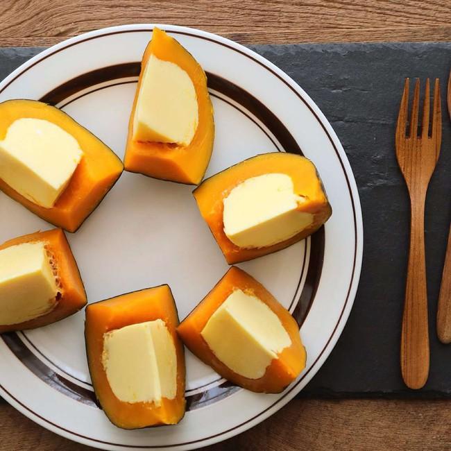Mẹ có con lười ăn chậm tăng cân hãy thử ngay món bánh flan bí đỏ thần thánh này nhé! - Ảnh 6.