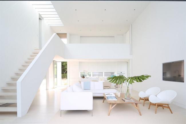 Phòng khách với những món đồ nội thất màu trắng: Sự lựa chọn thông minh, không bao giờ lỗi mốt - Ảnh 15.