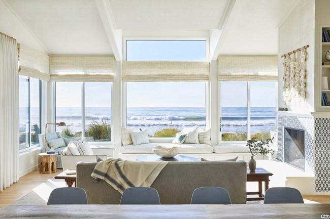 Phòng khách với những món đồ nội thất màu trắng: Sự lựa chọn thông minh, không bao giờ lỗi mốt - Ảnh 16.