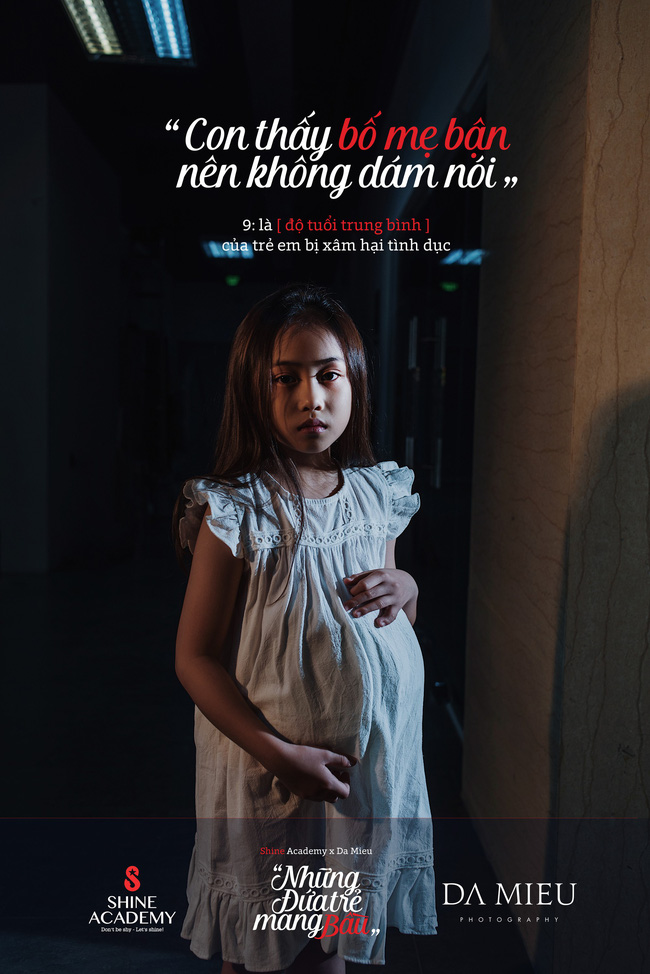 Những đứa trẻ mang bầu - bộ ảnh kèm con số giật mình về nạn ấu dâm khiến ai cũng ám ảnh - Ảnh 5.