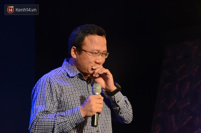 Xúc động đêm diễn ủng hộ gia đình nữ nhân viên Nhà hát Kịch Việt Nam bị ô tô tông tử vong: 200 khán giả rơi nước mắt - Ảnh 13.