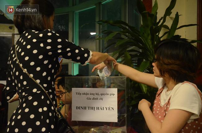 Xúc động đêm diễn ủng hộ gia đình nữ nhân viên Nhà hát Kịch Việt Nam bị ô tô tông tử vong: 200 khán giả rơi nước mắt - Ảnh 6.