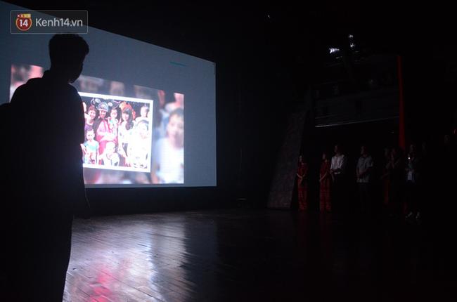 Xúc động đêm diễn ủng hộ gia đình nữ nhân viên Nhà hát Kịch Việt Nam bị ô tô tông tử vong: 200 khán giả rơi nước mắt - Ảnh 8.