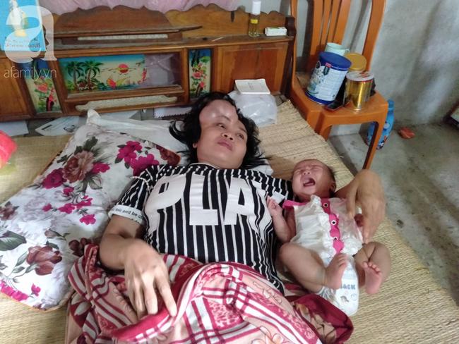 Phép màu đến với người mẹ bệnh tật cố giữ thai nhi, giành giật sự sống từng ngày để con gái nhỏ được chào đời - Ảnh 2.