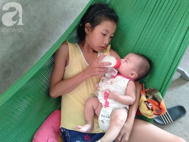 Phép màu đến với người mẹ bệnh tật cố giữ thai nhi, giành giật sự sống từng ngày để con gái nhỏ được chào đời - Ảnh 4.
