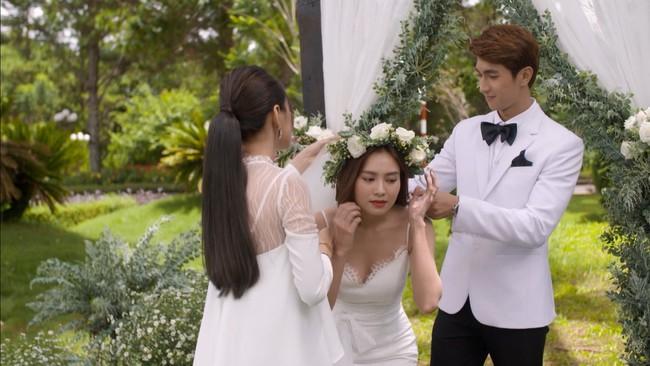 Lan Ngọc - Bình An làm đám cưới nhờ công Chi Pu, tập cuối Mối tình đầu của tôi có hậu hơn bản Hàn Quốc  - Ảnh 6.