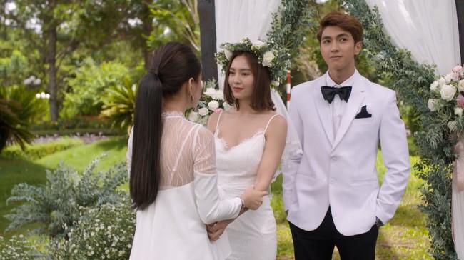 Lan Ngọc - Bình An làm đám cưới nhờ công Chi Pu, tập cuối Mối tình đầu của tôi có hậu hơn bản Hàn Quốc  - Ảnh 7.