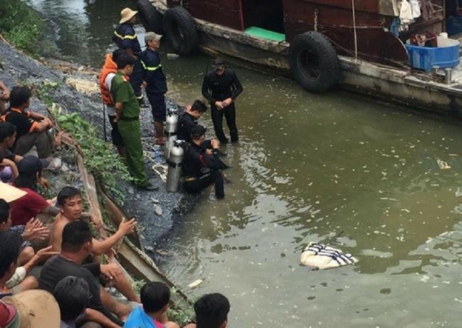 Bình Dương: 5 học sinh rủ nhau đi tắm sông, 2 em chết đuối vì bị nước cuốn trôi - Ảnh 1.