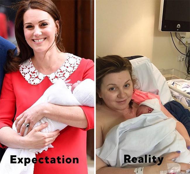 Công nương Meghan không bế con xuất hiện sau sinh làm nhiều người tò mò nhưng các mẹ bỉm sữa gửi lời cảm ơn chân thành vì lý do đáng phải nói này - Ảnh 7.
