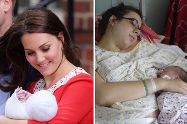 Công nương Meghan không bế con xuất hiện sau sinh làm nhiều người tò mò nhưng các mẹ bỉm sữa gửi lời cảm ơn chân thành vì lý do đáng phải nói này - Ảnh 4.