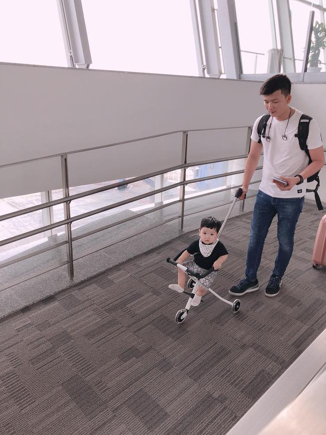 Hot mom Sài Thành đưa con đi du lịch từ 1 tháng tuổi và bật mí khiến nhiều người bất ngờ - Ảnh 11.