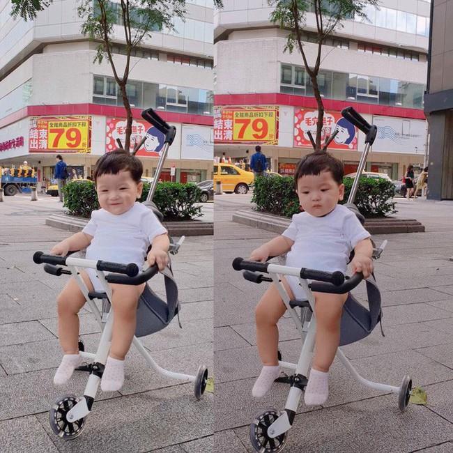 Hot mom Sài Thành đưa con đi du lịch từ 1 tháng tuổi và bật mí khiến nhiều người bất ngờ - Ảnh 13.