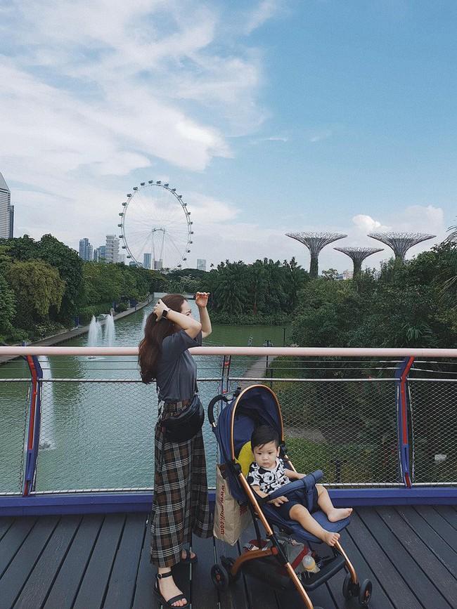 Hot mom Sài Thành đưa con đi du lịch từ 1 tháng tuổi và bật mí khiến nhiều người bất ngờ - Ảnh 6.