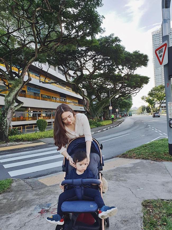 Hot mom Sài Thành đưa con đi du lịch từ 1 tháng tuổi và bật mí khiến nhiều người bất ngờ - Ảnh 9.