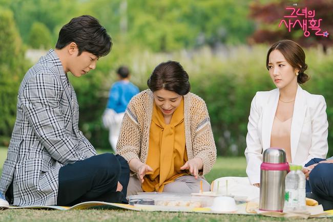 Hôn trai đẹp đầy cuồng nhiệt, rating phim của Park Min Young vẫn thấp thảm hại - Ảnh 3.