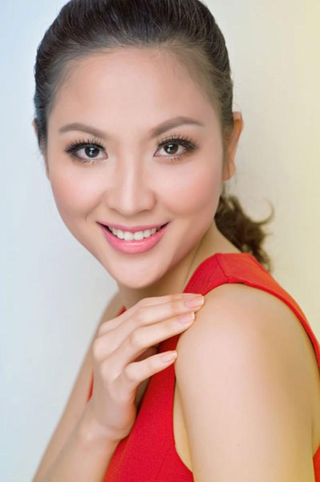 Hoa hậu Phan Thu Ngân: Cuộc đời như công chúa Lọ Lem, từ cô bé bán bánh canh ngoài chợ thành con dâu nhà Thứ trưởng, nhưng chỉ hai năm đã tan tành giấc mộng lầu hồng - Ảnh 3.