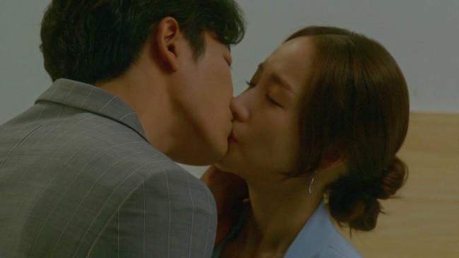 Hôn trai đẹp đầy cuồng nhiệt, rating phim của Park Min Young vẫn thấp thảm hại - Ảnh 1.