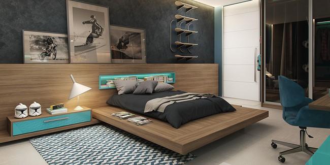 Những mẫu phòng ngủ khiến trẻ em như lạc vào thế giới mộng mơ - Ảnh 3.