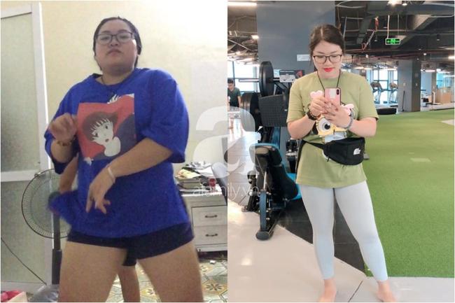 Cô nàng 9x giảm 30kg trong 9 tháng: 70% nhờ ăn uống và tập luyện, 30% còn lại là nhờ điều đơn giản này - Ảnh 2.