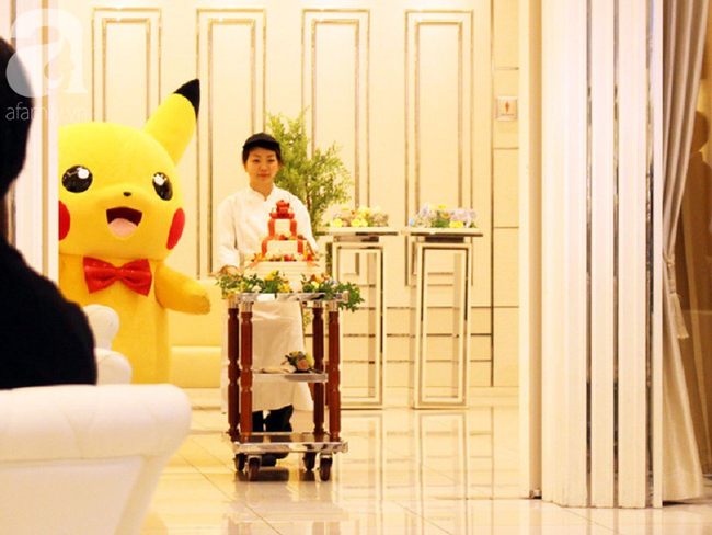 Chẳng cần cao sang hay trang trí tiền tỷ, đây mới là kiểu đám cưới đang được các cặp đôi Nhật Bản phát cuồng - ảnh 3
