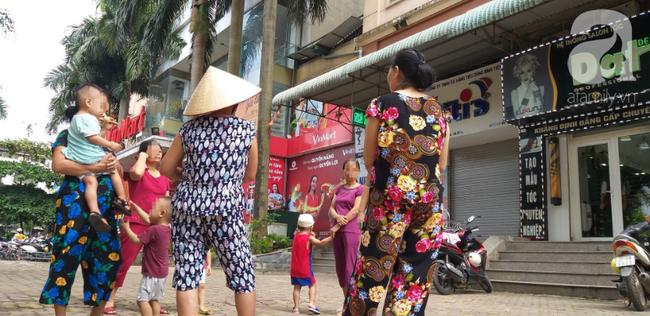 Hà Nội: Bé gái 6 tuổi rơi từ tầng 14 chung cư xuống mái tôn lúc mẹ vắng nhà đã tử vong - Ảnh 4.