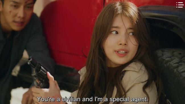 """""""Vagabond"""" tập 3: """"Nín thở"""" xem Lee Seung Gi và Suzy với đọ súng với khủng bố, ai ngờ bạn thân lại có ngày lật mặt thế này! - Ảnh 18."""