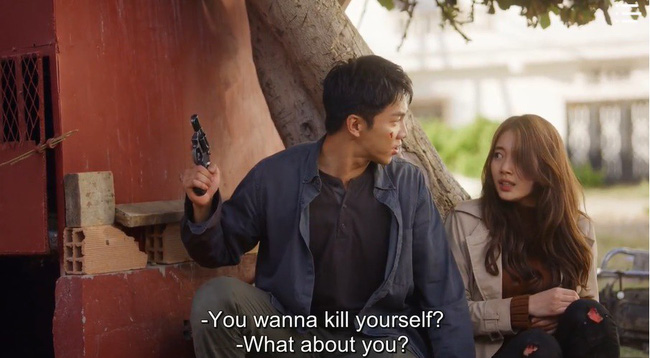 """""""Vagabond"""" tập 3: """"Nín thở"""" xem Lee Seung Gi và Suzy với đọ súng với khủng bố, ai ngờ bạn thân lại có ngày lật mặt thế này! - Ảnh 19."""