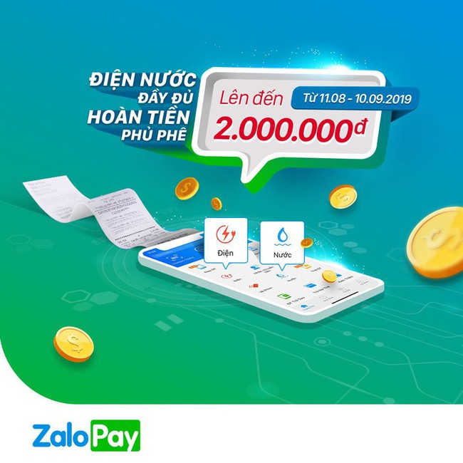 Thanh toán dịch vụ sinh hoạt trên ví điện tử: Thẻ điện thoại, điện, nước, mạng - Ảnh 13.