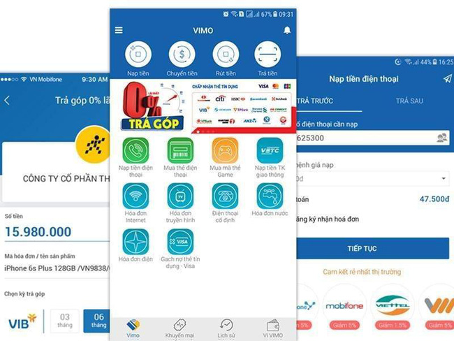 Choáng ngợp trước loạt ưu đãi khi nạp thẻ điện thoại, thanh toán hóa đơn trên ví điện tử - Ảnh 18.