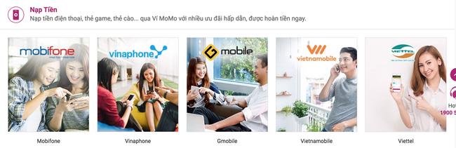 Thanh toán dịch vụ sinh hoạt trên ví điện tử: Thẻ điện thoại, điện, nước, mạng - Ảnh 1.