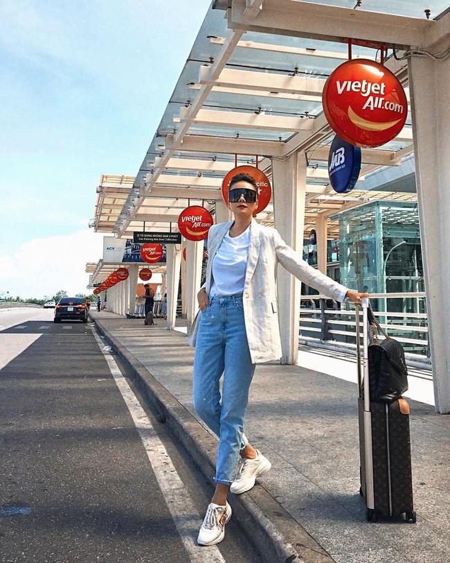Vbiz có 3 tấm gương mặc áo blazer siêu đẹp siêu chất, đó là Phạm Thanh Hằng, Hương Giang và Yến Trang - Ảnh 3.