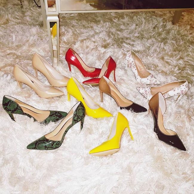 Loạt ảnh chứng minh khả năng cải thiện vóc dáng thần kỳ của giày cao gót khiến chị em phải đi sắm ngay vài đôi - Ảnh 2.