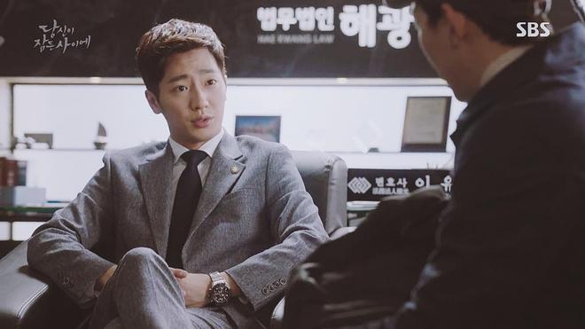 Suzy gặp nguy hiểm tính mạng, Lee Jong Suk xuất hiện như một vị thần - ảnh 1