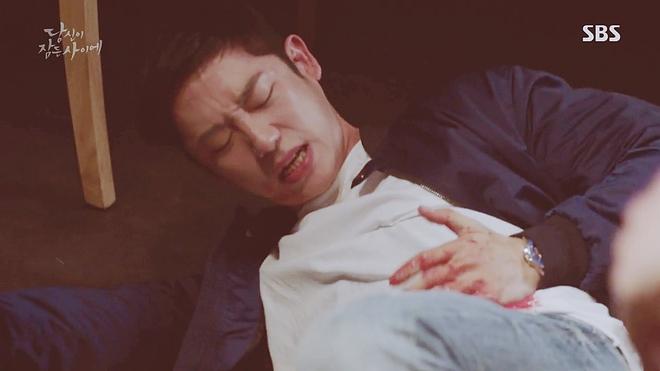 Suzy gặp nguy hiểm tính mạng, Lee Jong Suk xuất hiện như một vị thần - ảnh 3