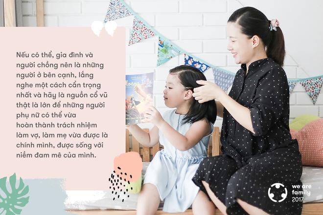 MC Minh Trang: Sự có mặt của con gái đầu lòng đã thay đổi tôi hoàn toàn! - Ảnh 6.