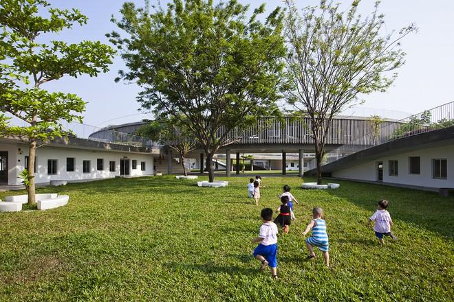 Cận cảnh ngôi trường mầm non ở Đồng Nai được xếp hạng đẹp nhất thế giới - Ảnh 7.