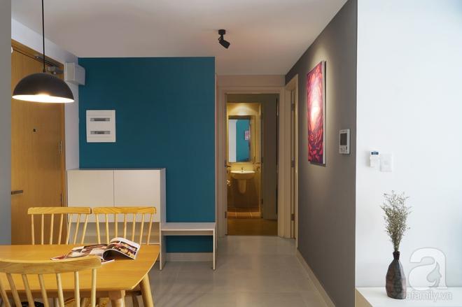 Ngắm căn hộ 76m² vừa tiện nghi, vừa thẩm mỹ với tổng chi phí cải tạo và nội thất chỉ 120 triệu ở Sài Gòn - Ảnh 8.