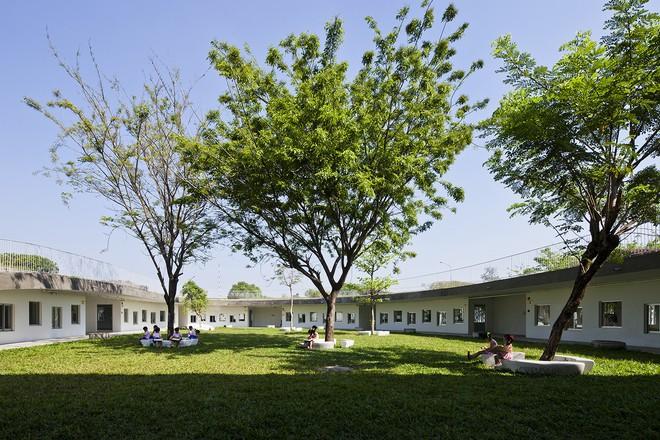 Cận cảnh ngôi trường mầm non ở Đồng Nai được xếp hạng đẹp nhất thế giới - Ảnh 5.