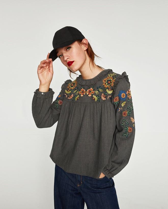 Những trang phục nên mua ở Zara tùy theo vóc dáng cơ thể - Ảnh 3.