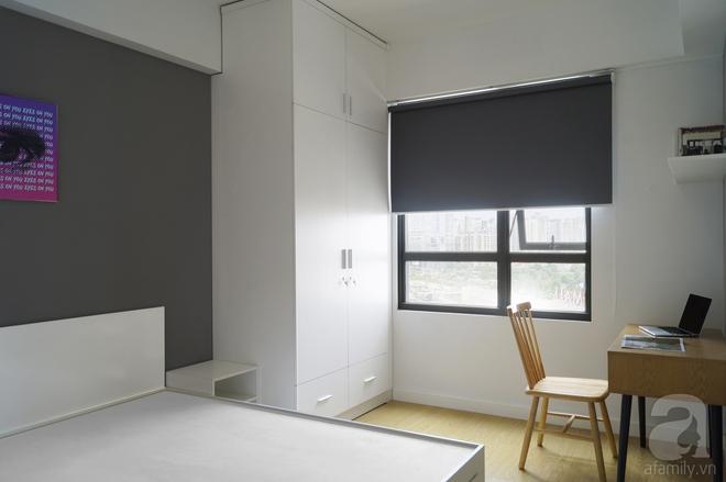 Ngắm căn hộ 76m² vừa tiện nghi, vừa thẩm mỹ với tổng chi phí cải tạo và nội thất chỉ 120 triệu ở Sài Gòn - Ảnh 10.