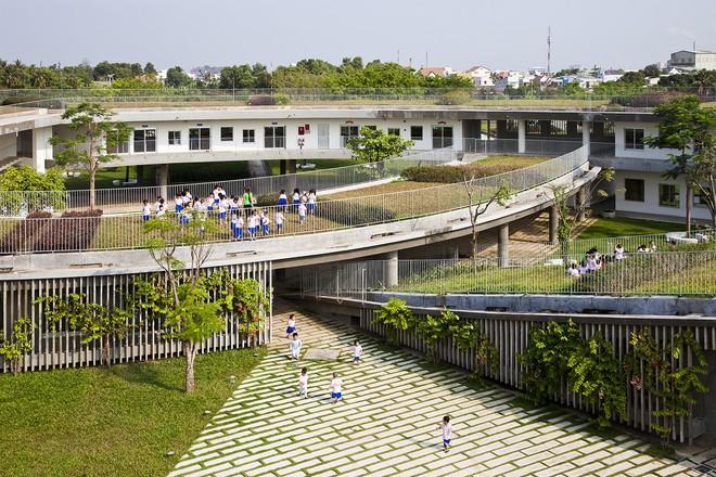 Cận cảnh ngôi trường mầm non ở Đồng Nai được xếp hạng đẹp nhất thế giới - Ảnh 10.
