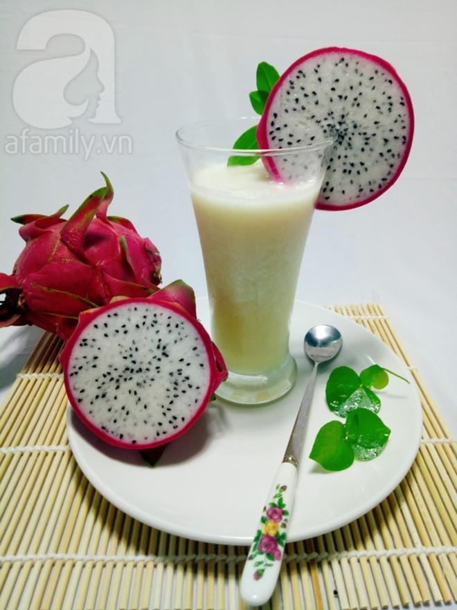 5 loại nước ép trái cây thơm ngon, bổ dưỡng ngày hè không thể bỏ qua - Ảnh 1.