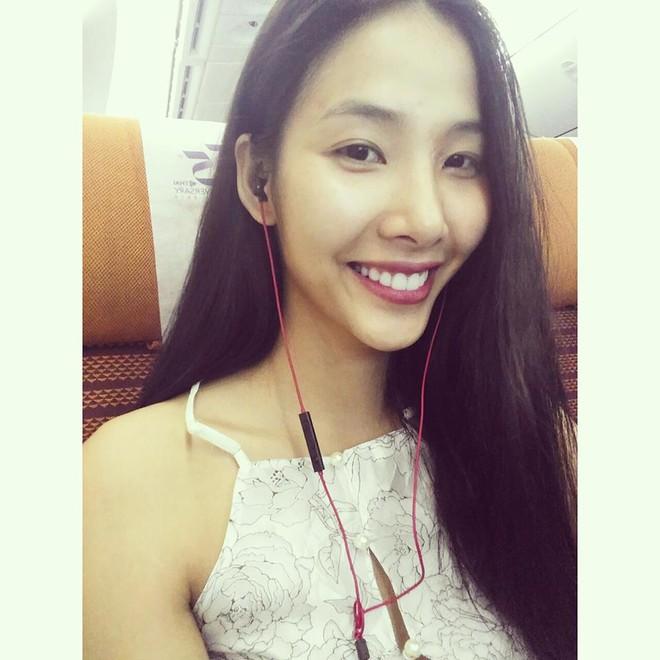 So bì nhan sắc - vóc dáng của 5 thí sinh hot nhất Hoa hậu Hoàn Vũ Việt Nam 2017 - Ảnh 4.