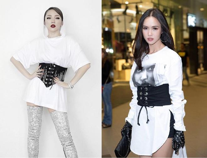 Áo liền corset – mẫu áo mới mà nàng nào mặc vào cũng eo thon tức thì - Ảnh 1.