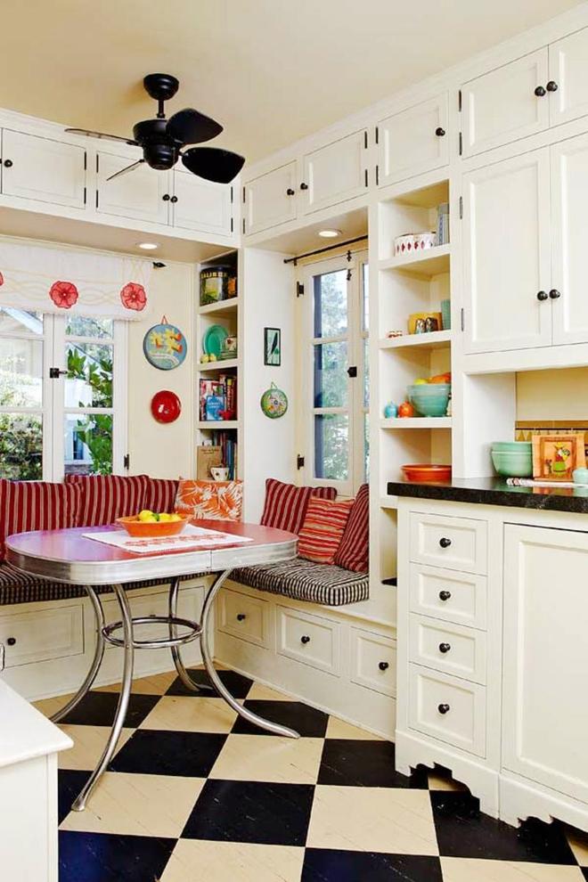 7 căn bếp nhỏ nhưng đẹp lung linh khiến ai nhìn cũng phải mê tít - Ảnh 7.