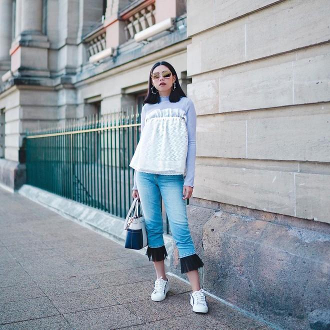Dù là chân dài hay ngắn, thì liệu bạn có chắc mình đã tìm đúng kiểu quần jeans nịnh dáng nhất chưa? - Ảnh 1.