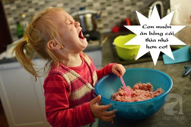Cười ngất với 1001 lý do khiến đứa trẻ 3 tuổi mè nheo, giận dỗi - Ảnh 1.